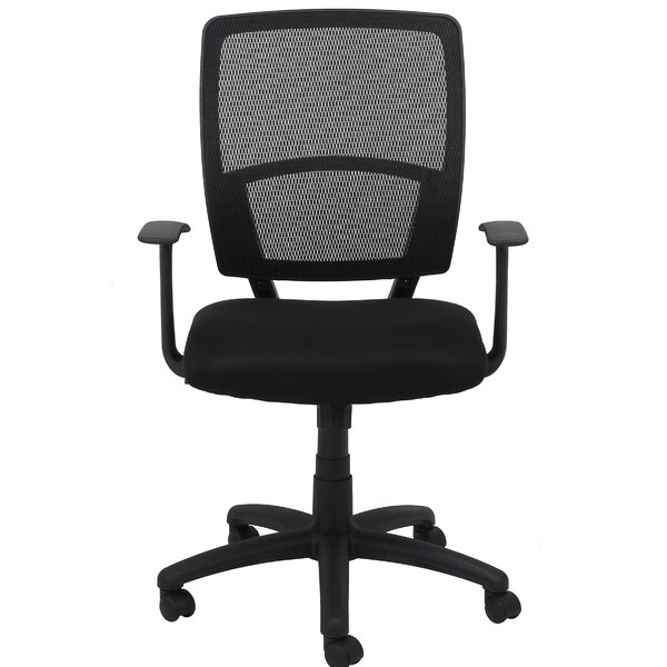 ofm essentials high-back mesh desk chair & reviews | wayfair