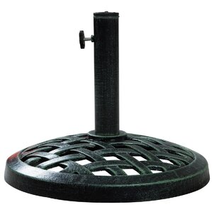 Elkville Cast Iron Umbrella Base