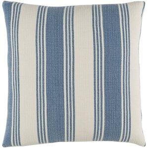 Elencourt 100% Cotton Throw Pillow Cover