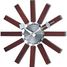 Modern Metal Wall Clocks AllModern