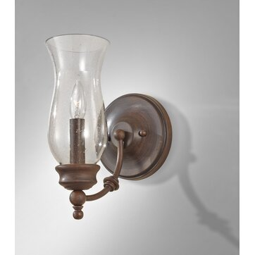 Shives 1 Light Wall Sconce