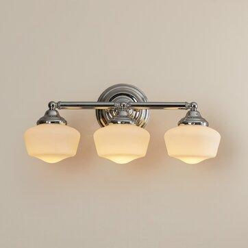 Symerton 3 Light Vanity Light