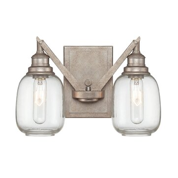 Fall River 2 Light Wall Sconce