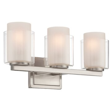 Vanity Lights Beacon : Bath Lighting Birch Lane