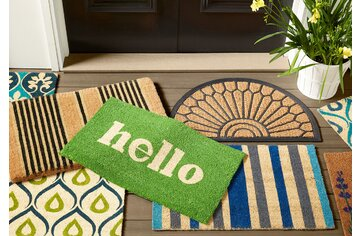 Drop: Outdoor Mats + Rugs