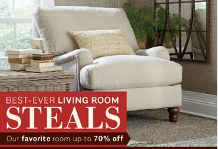 Living Room Sale: Accent Chairs Sale | Birch Lane
