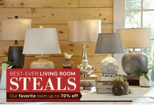 Living Room Sale Lighting
