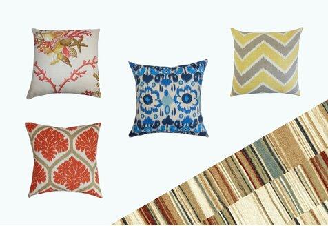Rugs & Cushions We Love