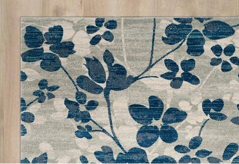 Serene Hues: Blue & Gray Area Rugs