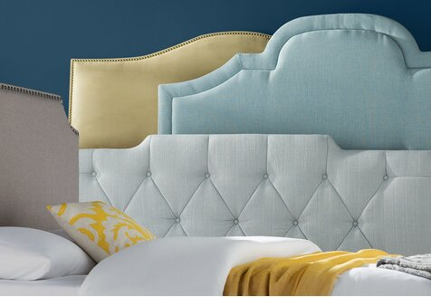 Upholstery Sale: Beds & Headboards