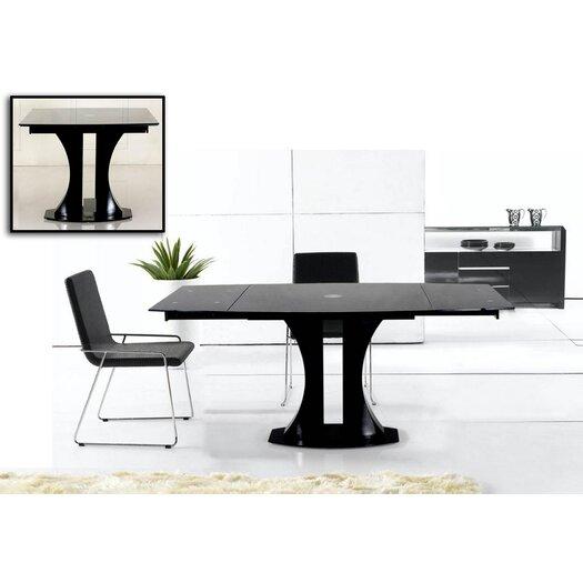 Vig Furniture Modrest Split Extendable Dining Table Reviews Allmodern