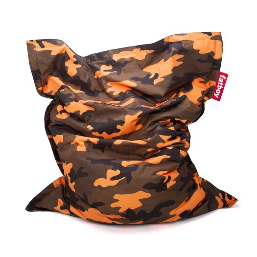 Fatboy original bean bag lounger camouflage reviews for Camo chaise lounge