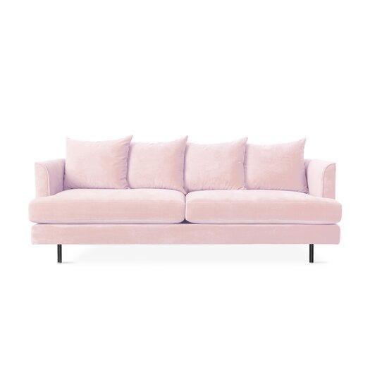 gus modern margot sofa with cushions reviews allmodern. Black Bedroom Furniture Sets. Home Design Ideas