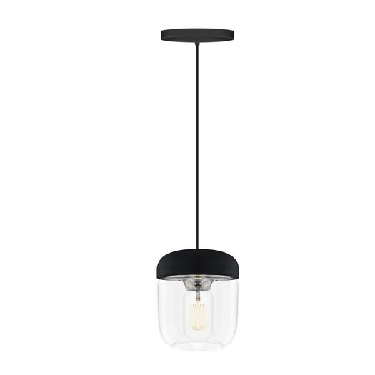 Acorn 1-Light Hardwired Mini Pendant & Reviews