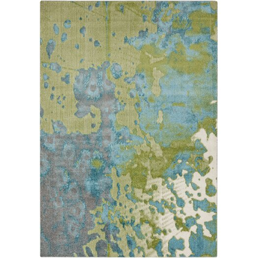 Surya Aberdine Teal Green Area Rug Amp Reviews Allmodern