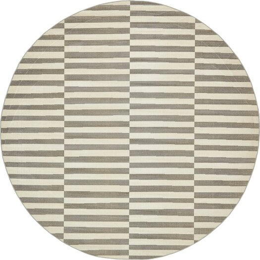 Braxton Warm Gray Area Rug Amp Reviews Allmodern