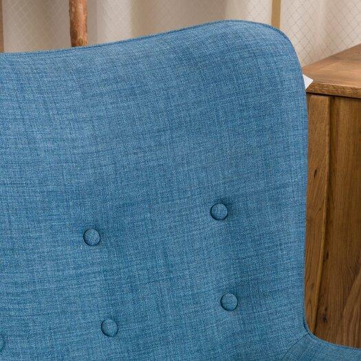 Canyon Vista Mid Century Accent Chair Set Amp Reviews