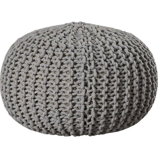 kahn sphere pouf ottoman reviews allmodern. Black Bedroom Furniture Sets. Home Design Ideas
