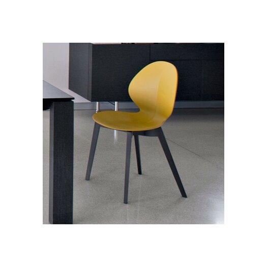 Calligaris basil w chair allmodern for Calligaris basil w