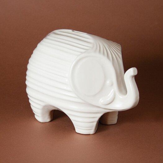 elephant piggy bank reviews allmodern. Black Bedroom Furniture Sets. Home Design Ideas