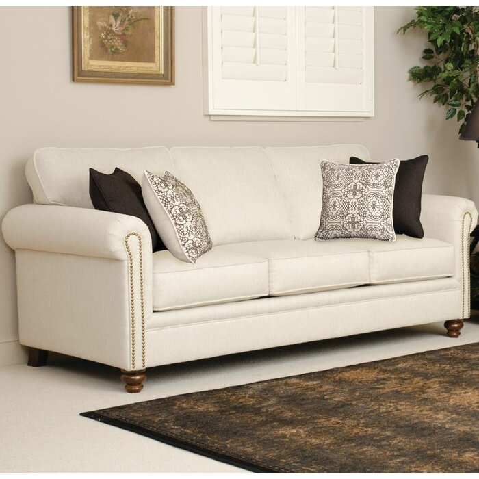 Three Posts Suffield Serta Upholstery Caroll Sofa & Reviews | Wayfair