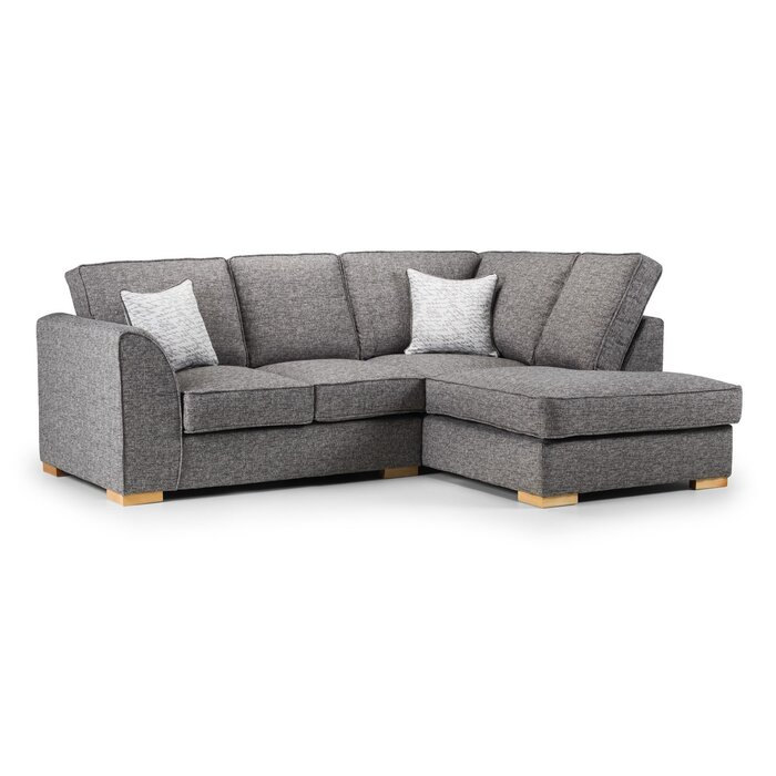 DandGSofas Guynn 3 Seater Corner Sofa U0026 Reviews | Wayfair.co.uk