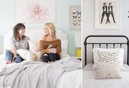 How One Blogger Created the Coolest Rooms for Her Kids