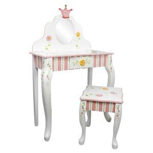 Groovy Kids Bedroom Vanities Joss Main Machost Co Dining Chair Design Ideas Machostcouk
