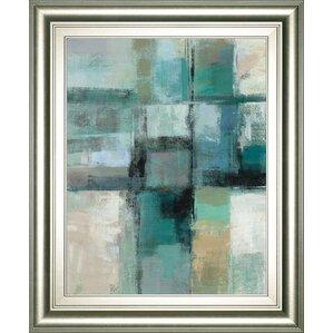 island hues crop 1 framed print