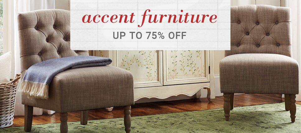 Accent Pieces up to 75% Off Sale | Joss & Main
