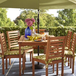 7 Piece Austin Patio Dining SetOutdoor Deductions Sale   Joss   Main. Outdoor Dining Sets Austin. Home Design Ideas
