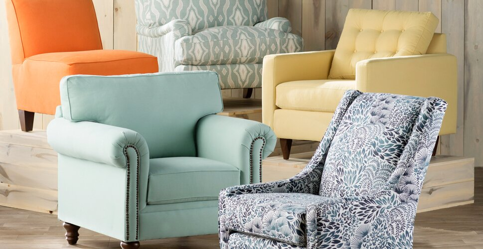 Accent Chairs at Every Price. Home D cor   Wayfair