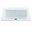 """White Reliance 33"""" x 22.25"""" Reflection Single Bowl Kitchen Sink"""