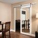 erias home designs bent strap flat track barn door hardware kit you 39 ll