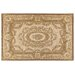 Annecy Louvre 3 Beige Area Rug