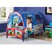 Delta Children Disney Mickey Mouse Toddler Tent Bed ...