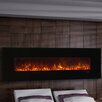Moda Flame Essex Crystal Wall Mount Electric Fireplace