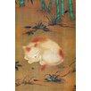 Buyenlarge 'Spring Play in Tang Garden' Graphic Art
