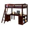 Dhp Abode Full Loft Bed Amp Reviews Wayfair Ca