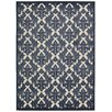 Andover Mills Smithtown Ivory Blue Area Rug Amp Reviews
