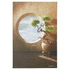 Charlton Home® Haiku Photographic Print on Canvas in Brown/Green/Blue