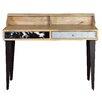 Home Loft Concept Schreibtisch mit Aufsatz