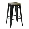 Moe S Home Collection Sturdy 26 Quot Bar Stool Amp Reviews