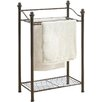American Trail Decorative Ladder Free Standing Towel Rack