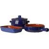 Cookware Essentials Emilio 3-Piece Non-Stick Cookware Set