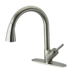 Water Supply Lines For Pfister Pfirst Kitchen Faucet With Sidespray