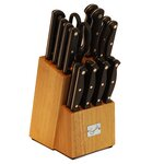 Utica Cutlery Company 13 Piece Knife Block Set Amp Reviews