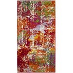 World Menagerie Byron Red Area Rug Amp Reviews Wayfair
