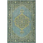 Surya Zahra Classic Iris Area Rug Amp Reviews Wayfair