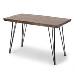 Dcor Design Bistro Crank Dining Table Amp Reviews Wayfair